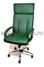 Кресло руководителя КР-17 в комплектации «Хром»