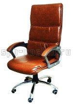Кресло руководителя КР-16 в комплектации «Хром»