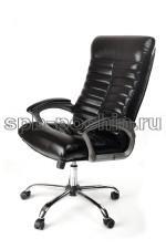 Кресло руководителя КР-14 в комплектации «Хром»