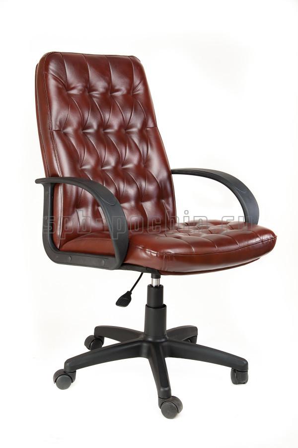 Кожаное кресло КР-9