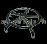 Крестовина с хромированным кольцом 400 мм