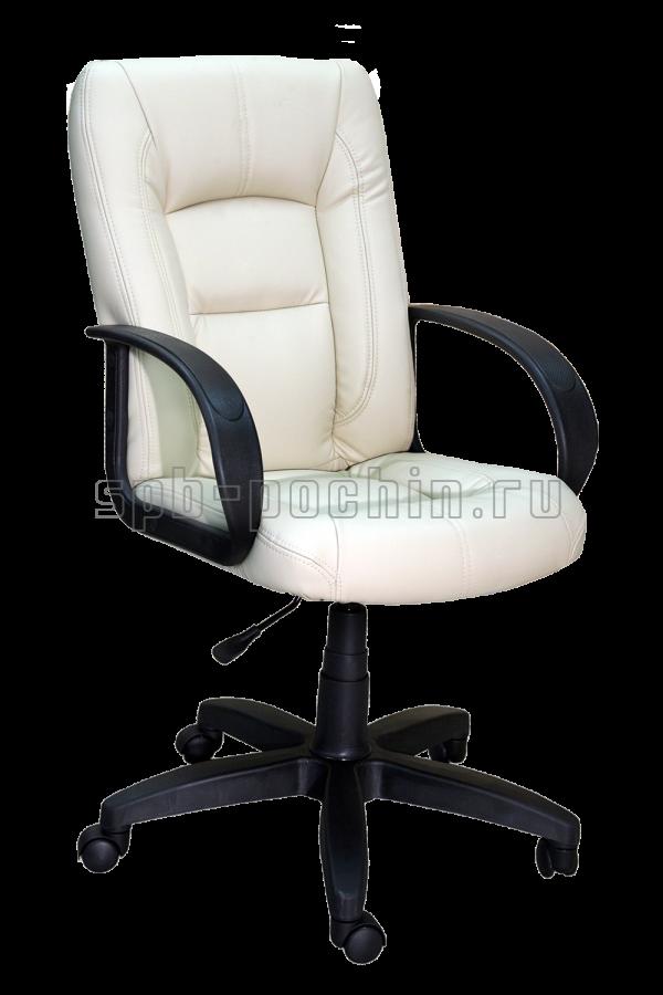 Офисное кресло КР-22 белое