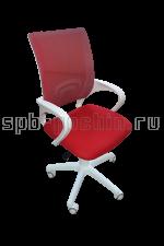Кресло КР-3.1 красного цвета