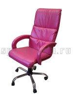Компьютерное кресло КР-16н в комплектации «Хром»