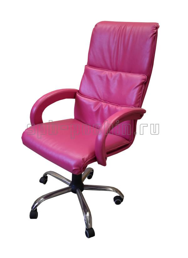 Компьютерное кресло КР-16 хром
