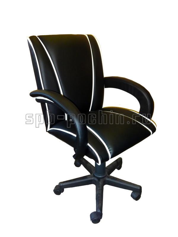 Кресло компьютерное КР-11.1н черного цвета