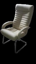 Конференц-кресло КР-14 в бежевом цвете