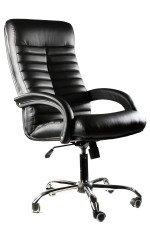 Кресло руководителя КР-14н в комплектации «Хром»