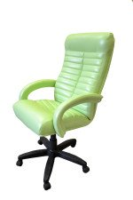 Кресло КР-14н фисташкового цвета