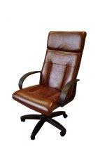 Кресло руководителя КР-17 с высокой спинкой