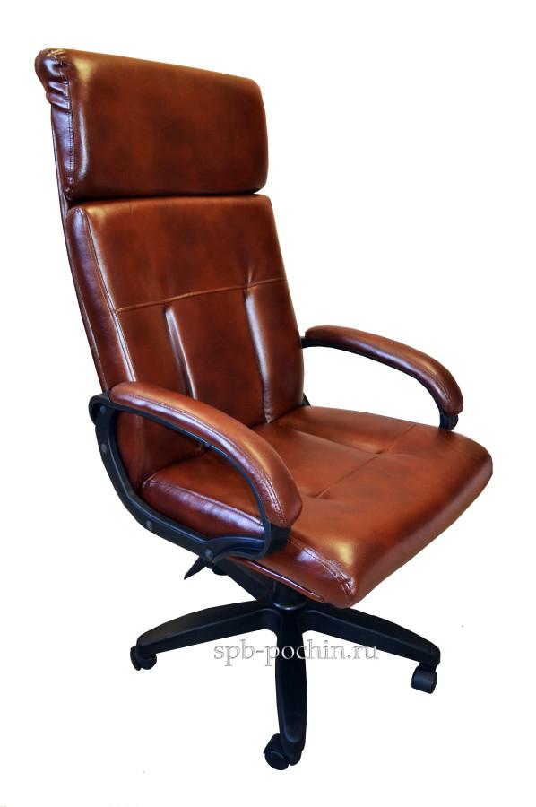 Стильное кресло руководителя КР-17 (2610)