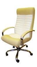 Кресло руководителя КР-14а  в комплектации «Хром»