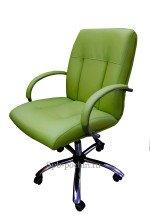 Кресло руководителя КР-17а мини в комплектации «Хром»