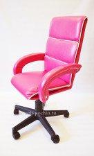 Кресло малогабаритное КР-16н  фуксия