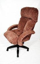 Кресло КР-27 шоколадный флок