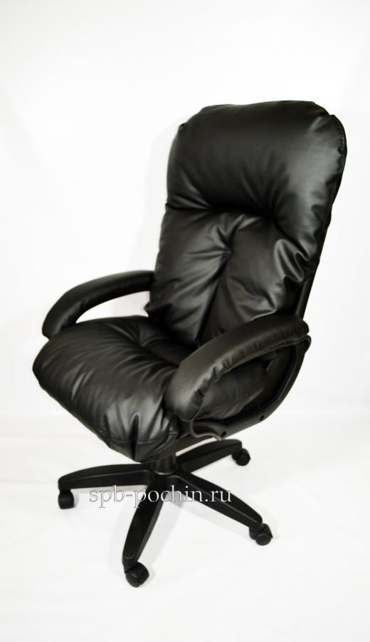 Компьютерное кресло КР-27 черное