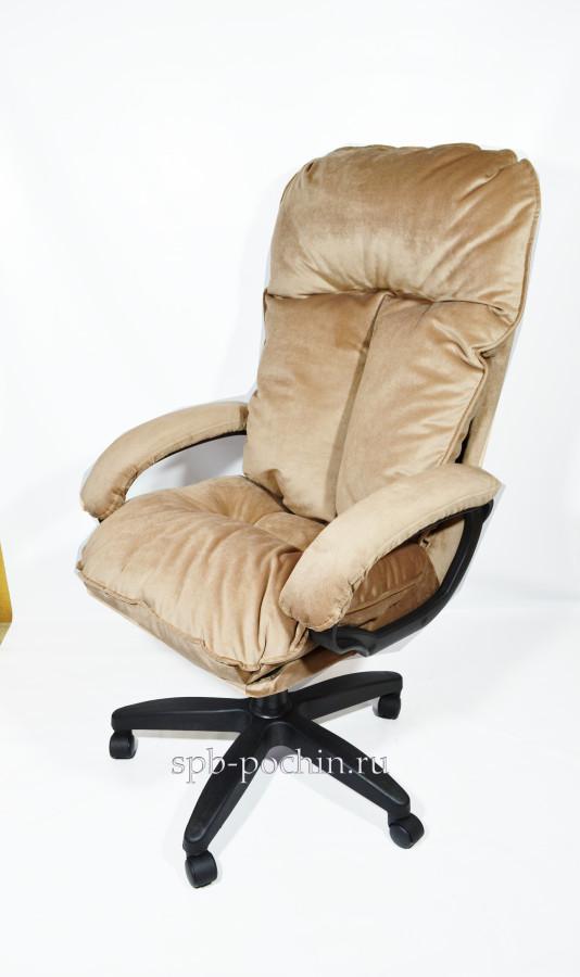 Компьютерное кресло из велюра КР-27