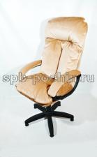 Компьютерное кресло из велюра КР-27.