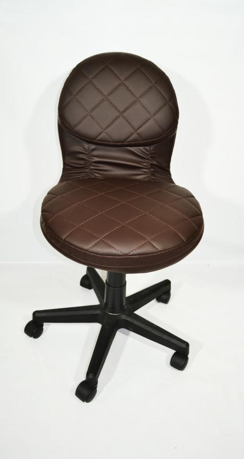 Кресло компьютерное КР-12 .1 черное.