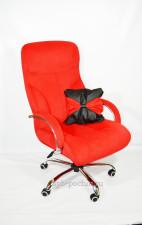 Кресло руководителя КР-19 (ткань) в комплектации «Хром»
