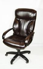 Кресло руководителя КР-19 (2610) каштан