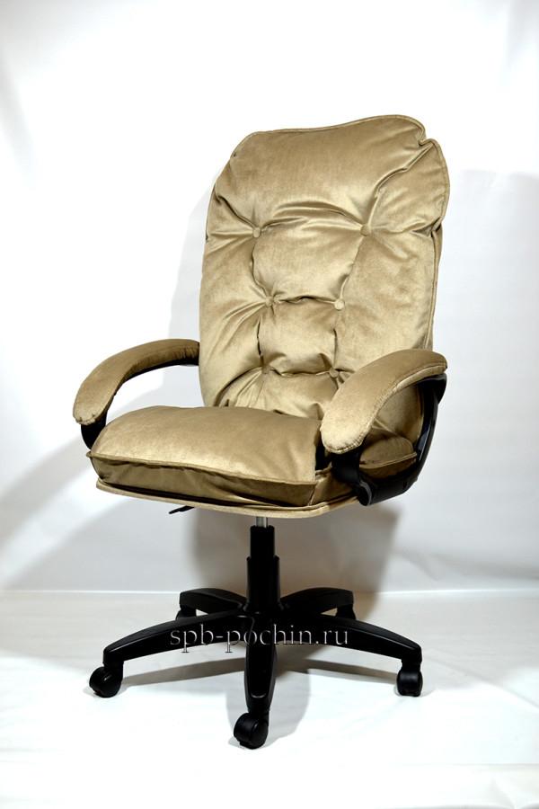 Мягкое удобное компьютерное кресло КР-28 велюр Компания Почин предлагает мягкое удобное компьютерное кресло КР-29 велюр