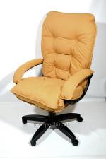 Мягкое удобное компьютерное кресло КР-28 ткань