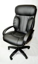 Кресло руководителя КР-19.1 (2610) черного цвета