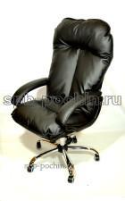 Компьютерное кресло для больших людей  КР-27Ц до 130 кг