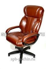 Кресло руководителя КР-19.1 (2610) черри