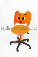 Малогабаритное кресло КР-12 .2 оранжевое.