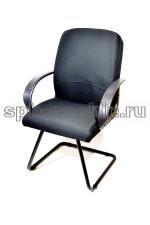 Мягкое и удобное офисное кресло КР-6  конференц