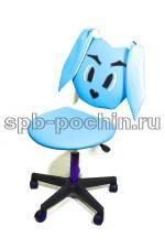 Малогабаритное кресло КР-12 .2 голубое