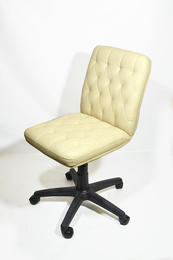 Кресло компьютерное КР-9 мини бежевое.