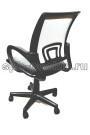 Эргономичное красное компьютерное кресло КР-3