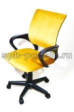 Эргономичное компьютерное кресло КР-3 ткань