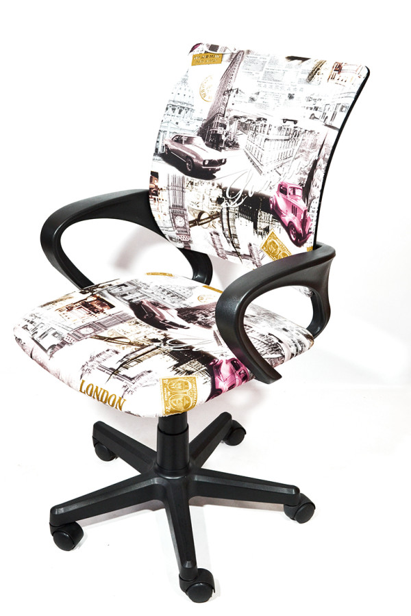 Эргономичное компьютерное кресло КР-3