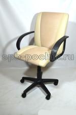 Кресло компьютерное КР-11 бежевое
