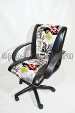 Кресло компьютерное КР-11черное