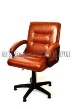 Кресло компьютерное КР-7 мини коричневое