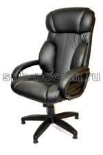 Кресло руководителя КР-19.1 черное