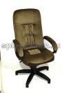 Компьютерное кресло КР-13 темно-зеленое