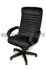 Кресло компьютерное КР-14 У с высокой спинкой, ткань.