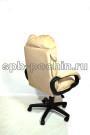 Мягкое удобное компьютерное кресло КР-29 бежевое