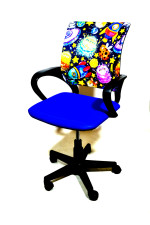Компьютерное кресло КР-3 ткань
