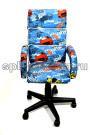 Кресло компьютерное малогабаритное КР-16н ткань