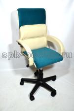 Кресло компьютерное малогабаритное КР-16н