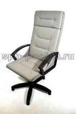 Кресло офисное КР-7 лайт цвет серый