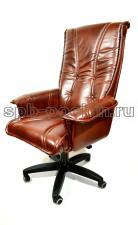 Кресло руководителя  КР-1 Люкс черри