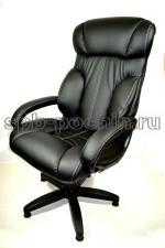 Кресло руководителя КР-19.1 У с отстрочкой с увеличенной спинкой